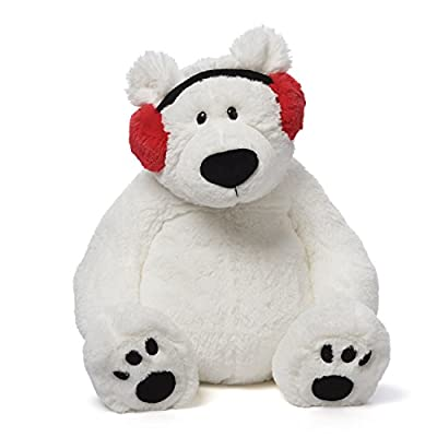 Gund Vanilla Bean Bear White 17""