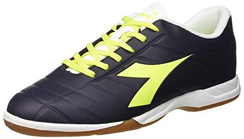 Dd nine Eu Da Id Iron Scarpe 47 Pichichi yellow Indoor Fluo C7675 Diadora Uomo Calcetto wq0PpFax6
