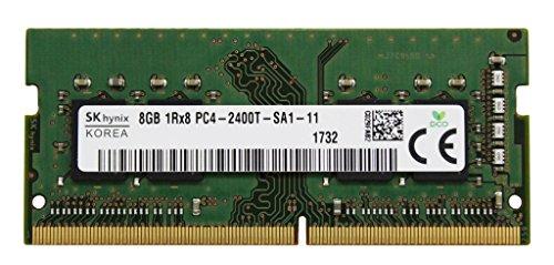 Hynix Original 8GB (1x8GB) Laptop Memory Upgrade for Dell Alienware, Inspiron, Latitude, Optiplex, Precision, Vostro, XPS DDR4 2400Mhz PC4-19200 SODIMM 1Rx8 CL17 1.2v RAM DRAM Adamanta