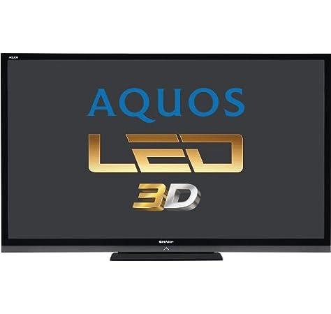 De Sharp Televisión Led Lcd 170 Cm (70 Pulgadas Pulgadas) De Grabación Usb Lc-70Le747E 3D De Sharp: Amazon.es: Electrónica