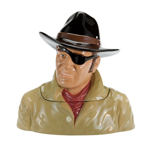 - Vandor John Wayne Limited Edition True Grit Cookie Jar