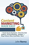 Bargain eBook - Content Marketing Made Easy