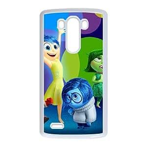 Inside Out LG G3 Cell Phone Case White gift E5664690