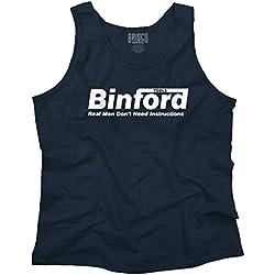 Binford Home Improvement Tim Allen Toolman TV Show Novelty Tank Top Shirt