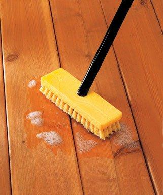 Rubbermaid Long Handle Scrub Brush Amazon Kitchen Home