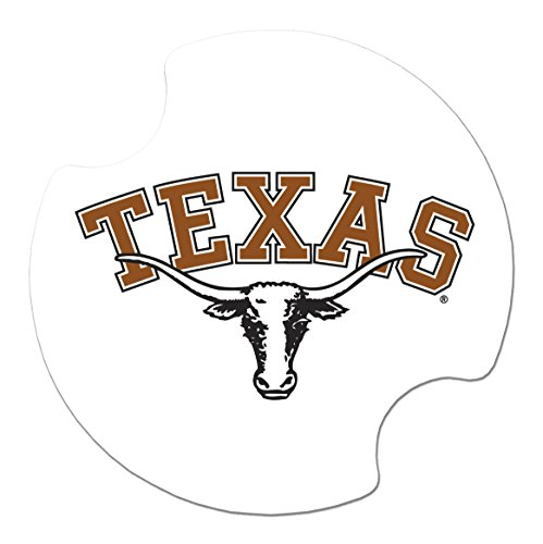 Thirstystone University of Texas Car Cup Holder Coaster, 2-Pack