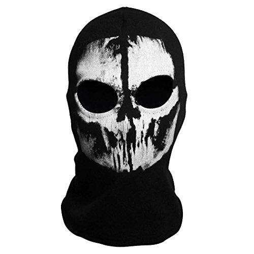 Tinksky Ghosts Hoods Schädel Skeleton Kopfmaske Sturmhauben