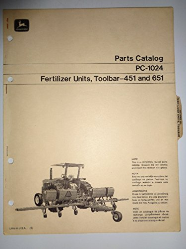 Toolbar Parts Catalog - 5