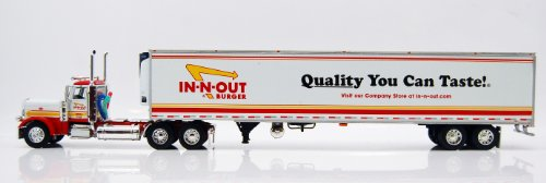 In-N-Out Burger 1:64 Peterbilt Die-Cast ()