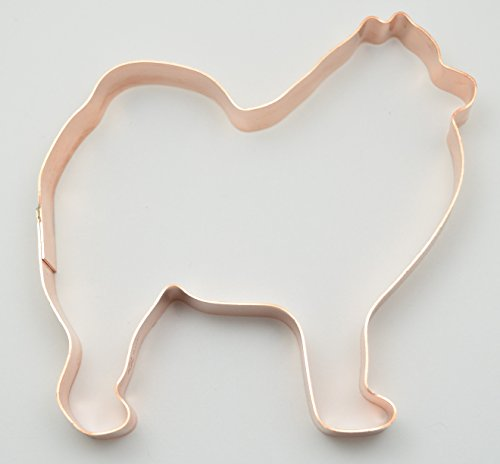 Samoyed Cookie Cutter (Samoyed Silhouette Dogs)