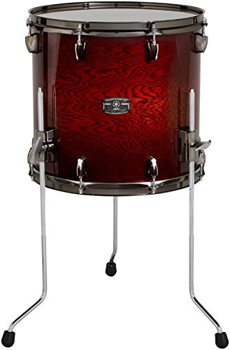 Yamaha Live Custom Floor Tom 14 x 13 in. Amber Shadow Sunburst (Oak Yamaha Custom)
