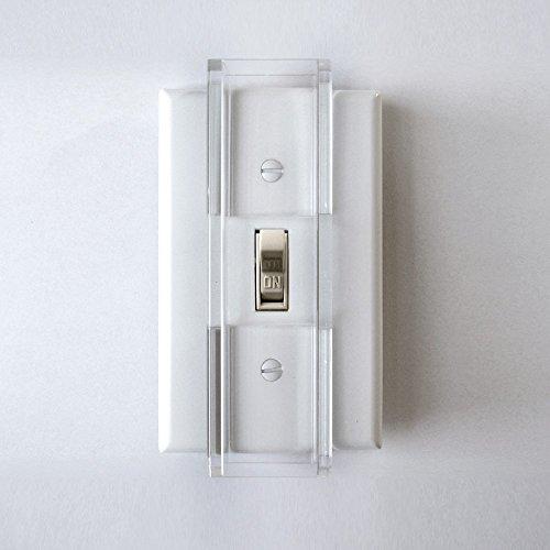 Amazon Com Child Proof Light Switch Guard For Decora