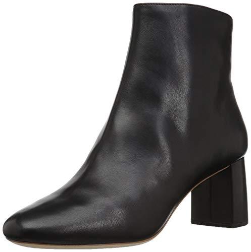 Loeffler Randall Women's Cooper Shaped Heel Bootie, Black, 9.5 Medium US