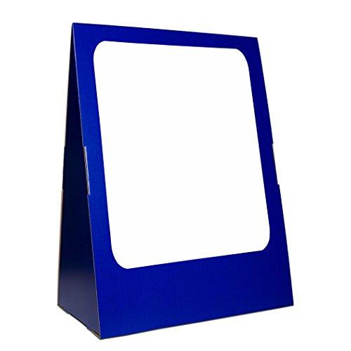 luxe Spiral-Bound Flip Chart Stand with 18x24 Dry Erase Board, Grade: 8 to Kindergarten ()