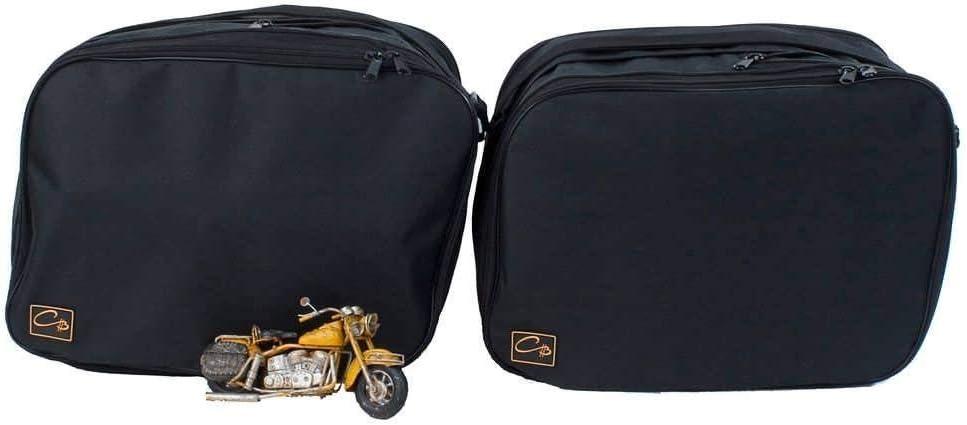 Made4bikers Touring Koffer Innentaschen Passend Für Bmw R1200rt R1200r K1200gt K1300gt Auto