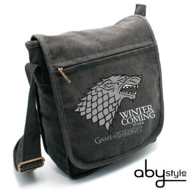 Game of Thrones Stark Messenger Bag