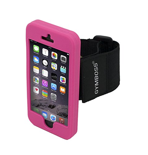 Gymboss Sport Armband for iPhone 5 - PINK