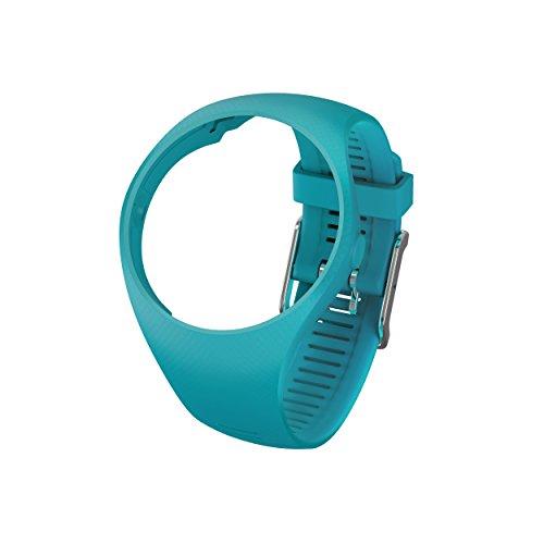 (Polar M200 Wrist Strap Blue, Medium/Large)
