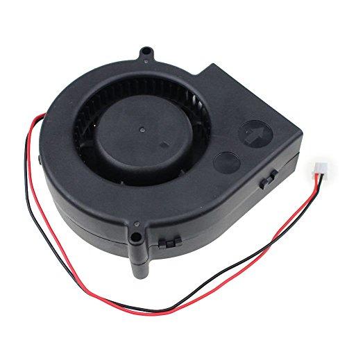Gdstime 97mm x 33mm dc 24v bbq oven brushless blower for Dc motor cooling blowers