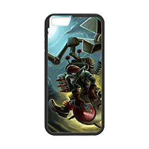 Tinker DOTA 2 iPhone 6 Plus 5.5 Inch Cell Phone Case Black yyfabd-277702