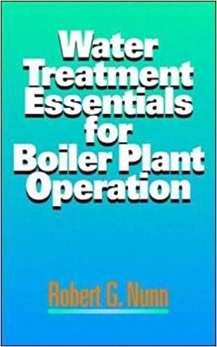Water Treatment Essentials for Boiler Plant Operation: Robert G ...