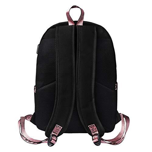 1b999d5bd03e BTS Bangtan Boys Backpack Kpop Gift Merchandise Daypack Laptop Bag ...
