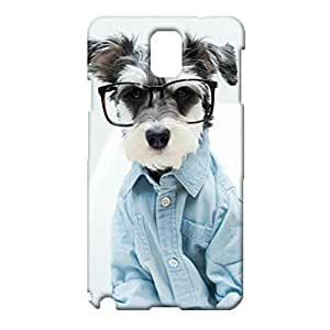 Samsung Galaxy Note 3 N9005 Protective Phone Case Fresh And Bright Mobile Cover Snap on Samsung Galaxy Note 3 N9005 Various Types And Shapes Of Cute Dog Pattern Cellphone Shell