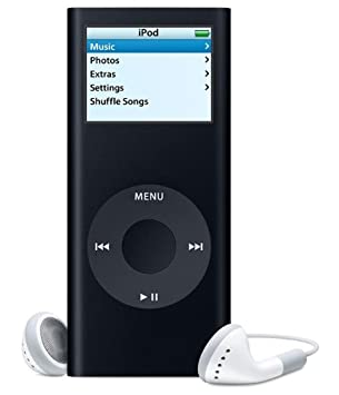 apple ipod nano 2nd generation 8gb black amazon co uk audio hifi rh amazon co uk Nano iPod Instruction Manual Nano iPod Instruction Manual