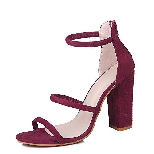 Donyyyy Tacco alto tacco Forty scarpe sandali xPTqFw0