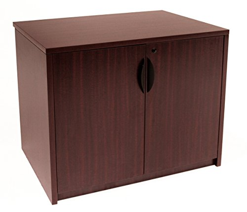 Regency Mahogany Cabinet (Regency Legacy 29-inch Storage Cabinet- Mahogany)