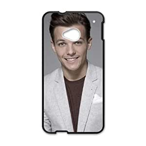HTC One M7 Cell Phone Case Black Louis Tomlinson ATF031034