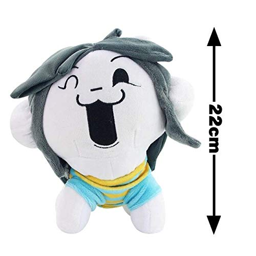 YOYOTOY 7 Style Undertale Frisk Chara Temmie Plush Stuffed Toys for Children Kids Gifts Must Have Tools 8 Year Old Girl Gifts Favourite Movie 5T Superhero Girls Children Immaginaton World by YOYOTOY