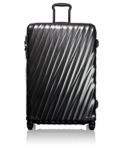 Tumi 19 Degree Extended Trip Packing Case, Black (Suitcase Tumi Roller)