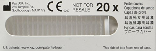 braun thermoscan type 6022 - 9