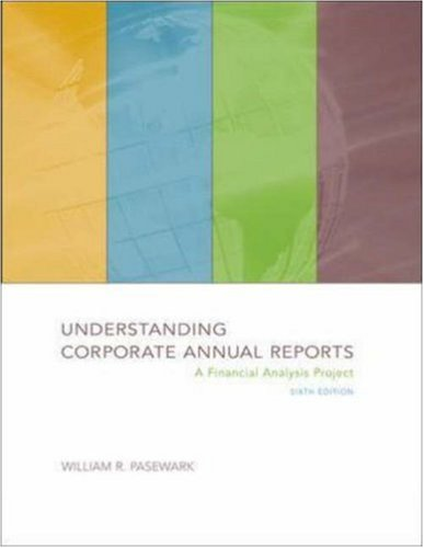 Understanding Corporate Annual Reports
