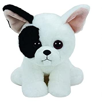Ty Peluche, Juguete, Color Blanco, 23 cm (United Labels Ibérica 96304TY)