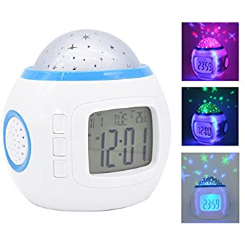Amazon Com Discovery Kids Sound Machine Projection Alarm