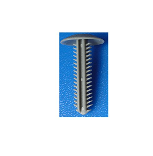 Tree Clip Xmas - Door Panel Trim X'mas-Tree-Style Retainer Clip, for GM #15986343 (Pack of 20)