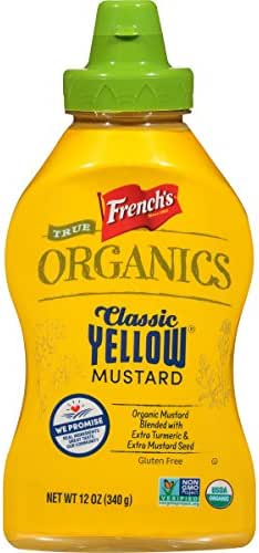 Mustard: French's True Organics