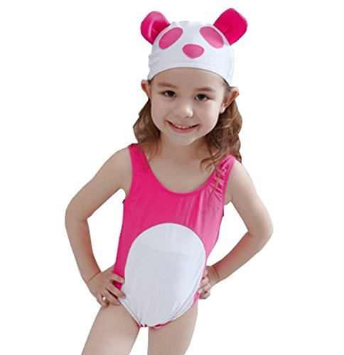 best selection of rational construction hot sale online QRH Little Girls Bathing Suit Pink 4-5 Years: Amazon.ca ...