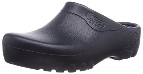 shion Clog in size 44.0 W EU made of PU in Blue with a regular insole (Alpro Clogs)