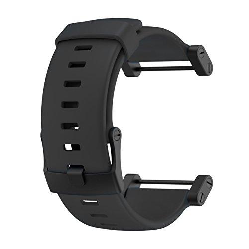 Suunto Strap (SUUNTO Core Silicone Strap Replacement Kit 2016 (Graphite))