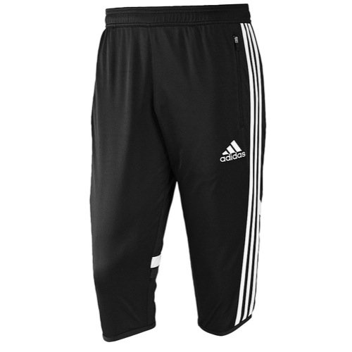 Adidas Condivo 14 3/4 Pant (Black, White) X-Small (Large) ()