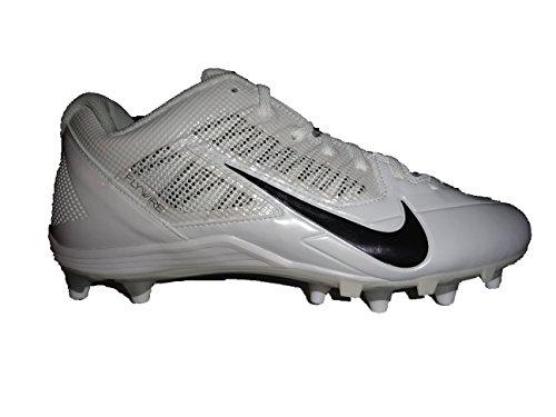 Nike_ Herren Alpha Pro TD Fußballschuh Weiß