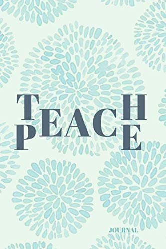 Teach Peace Journal ()