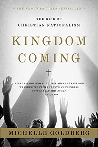 Kingdom Coming: The Rise of Christian Nationalism: Michelle