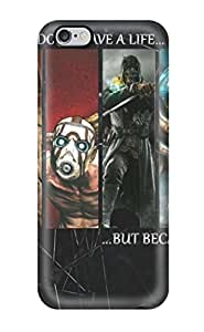 For Iphone 6 Plus Premium Tpu Case Cover I M A Gamer Protective Case
