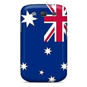 diy phone caseAnti-scratch And Shatterproof Australia Flag Phone Case For Galaxy S3/ High Quality Tpu Casediy phone case
