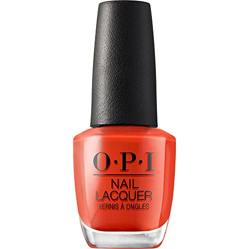 OPI Nail Lacquer, A Red-vival City, 0.5 Fl Oz ()