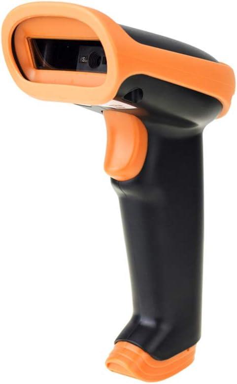 H-LML Escáner de código de Barras escáner láser escáner de código Pistola Express Express 2.4G escáner de código de Barras cajero